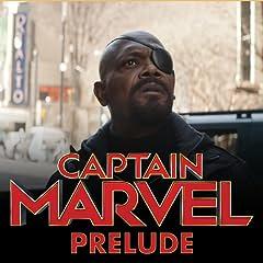 Marvel's Captain Marvel Prelude