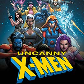 Uncanny X-Men (2018-)