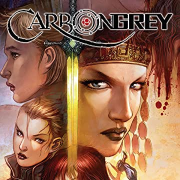 Carbon Grey Vol. 3