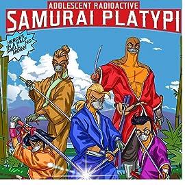 Adolescent Radioactive Samurai Platypi