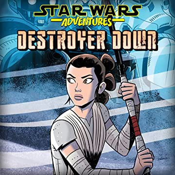 Star Wars Adventures: Destroyer Down