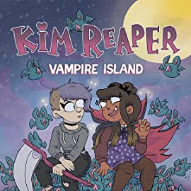 Kim Reaper: Vampire Island
