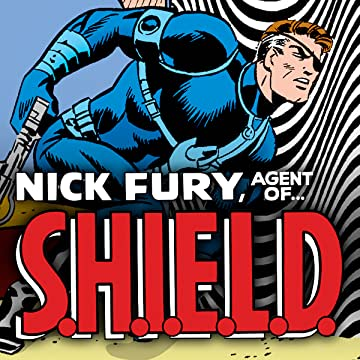 Nick Fury: Agent of S.H.I.E.L.D. (1968-1971)