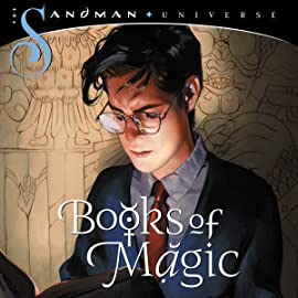 Books of Magic (2018-)