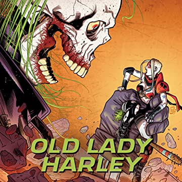 Old Lady Harley (2018-)