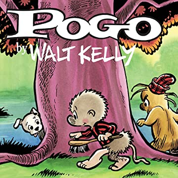 Pogo: The Complete Daily & Sunday Comic Strips