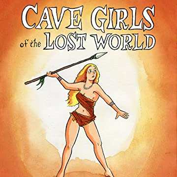 Cave Girls of the Lost World