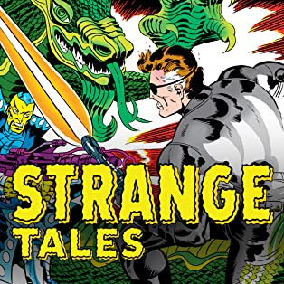 Strange Tales (1951-1968)