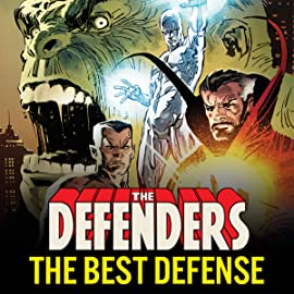 Defenders: The Best Defense (2018)
