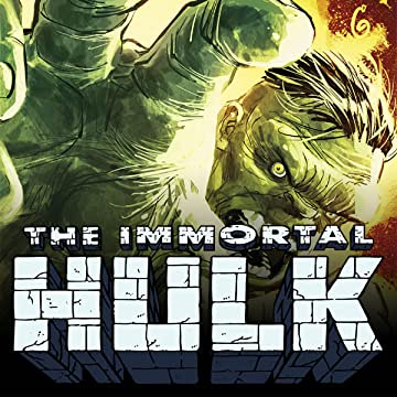 Immortal Hulk: The Best Defense (2018)