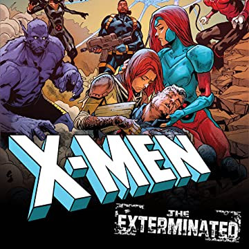 X-Men: The Exterminated (2018)