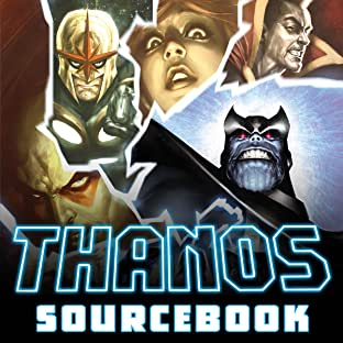 Thanos Sourcebook (2010)