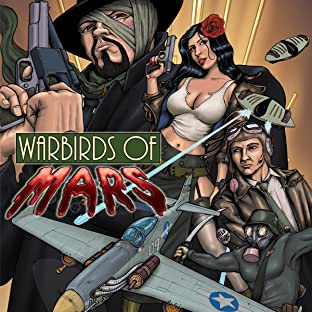 Warbirds of Mars, Vol. 1: Web-comics (1944-1949)