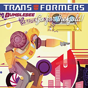 Transformers: Bumblebee: Go for the Gold!