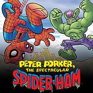 Marvel Tails Starring Peter Porker The Spectacular Spider-Ham (1983)