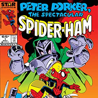 Peter Porker, The Spectacular Spider-Ham (1985-1987)