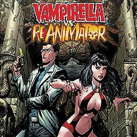 Vampirella vs. Reanimator