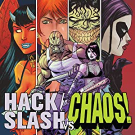 Hack/Slash vs. Chaos