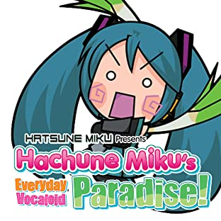 Hatsune Miku Presents: Hachune Miku's Everyday Vocaloid Paradise