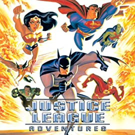 Justice League Adventures (2001-2004)