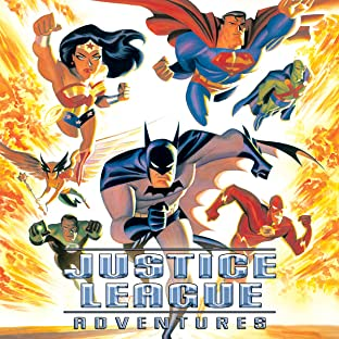 Justice League Adventures (2001-2004)
