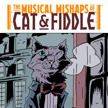 The Musical Mishaps of Cat and Fiddle