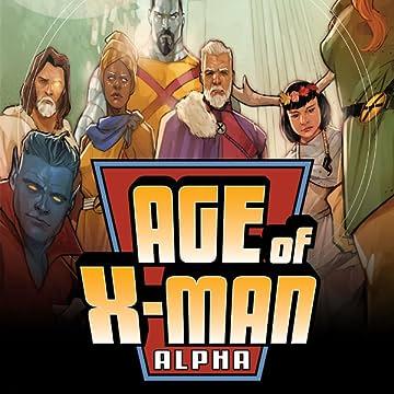 Age Of X-Man (2019)