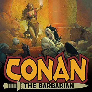 Conan The Barbarian (2019-)