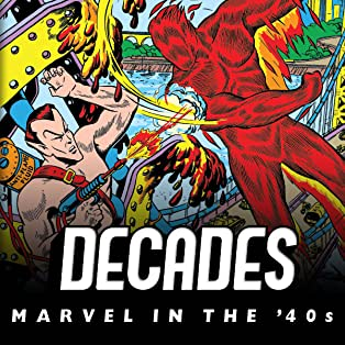Decades: Marvel