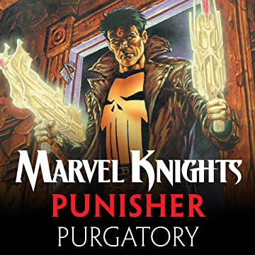 Marvel Knights Punisher by Golden, Sniegoski & Wrightson: Purgatory