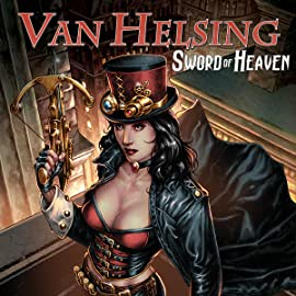 Van Helsing: Sword of Heaven