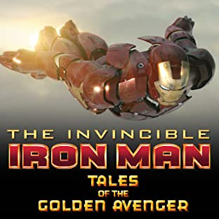 Iron Man: Tales Of The Golden Avenger