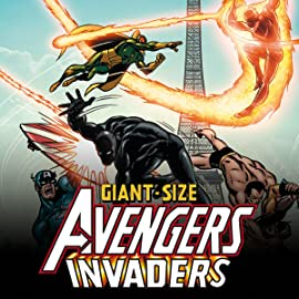 Giant-Size Avengers/Invaders (2008)