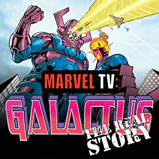 Marvel TV: Galactus - The Real Story (2009)
