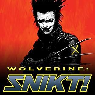 Wolverine: Snikt! (2003)