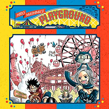 Hiro Mashima's Playground