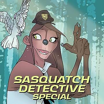 Sasquatch Detective Special (2018-)