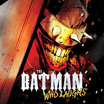 The Batman Who Laughs (2018-)