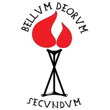 """Bellum Deorum Secundum: """"the Knitter"""""""