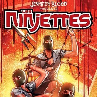 Jennifer Blood présente: Les Ninjettes