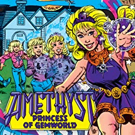 Amethyst: Princess of Gemworld (1985-1986)