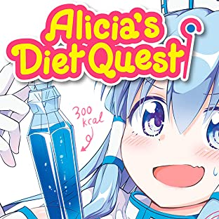 Alicia's Diet Quest
