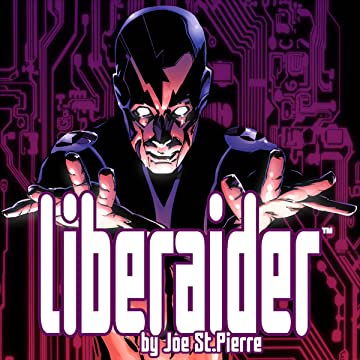 Liberaider: Born In The USA