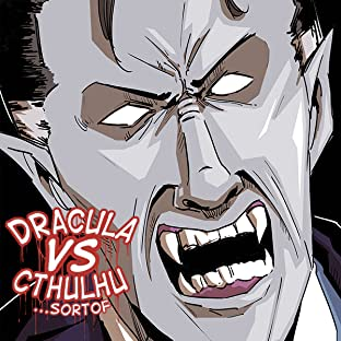 Dracula VS Cthulhu... sort of