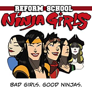 Reform School Ninja Girls