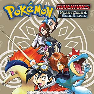 Pokémon Adventures: HeartGold and SoulSilver