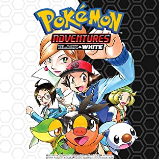 Pokémon Adventures: Black and White