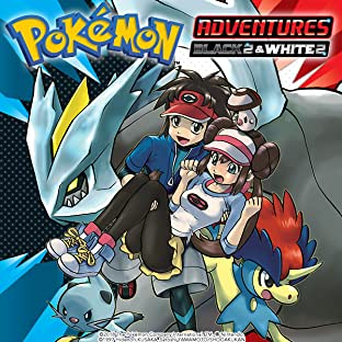 Pokémon Adventures: Black 2 & White 2