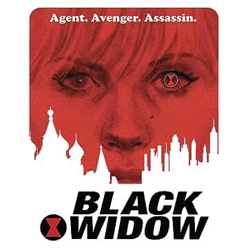 Black Widow (2014-)