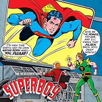 New Adventures of Superboy (1980-1984)